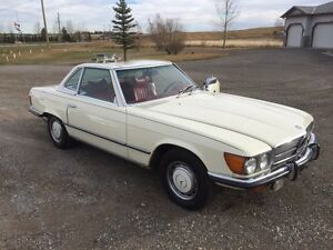 "1972 MERCEDES SL350 - IMMACULATE SHAPE IN & OUT!  ""PRIVATE SALE"""