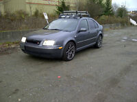 2004 Volkswagen Jetta full load Sedan