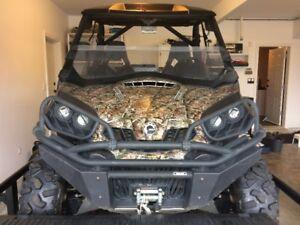 2012 Commander XT 1000 w/ a new Big Tex trailer