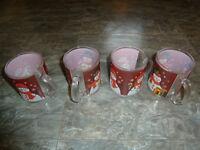 Snowman Coffee Cups