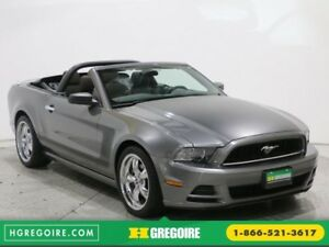 2014 Ford Mustang V6 Premium CONVERTIBLE AUTO A/C GR ELECT CRUIS