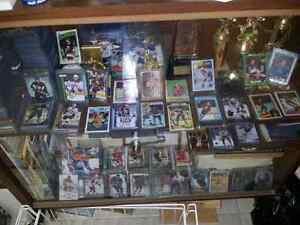 NHL rookie cards. Ovechkin and more.