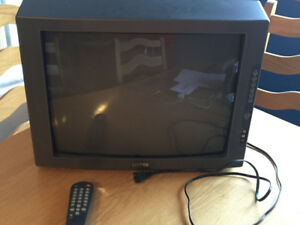 "20"" Legend tv with remote"
