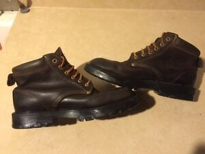 Men's Roots Tuff Brown Hiking Boots Size 9.5 London Ontario image 5
