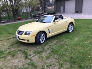 Like new 2005 Chrysler Crossfire