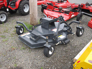 Allied Buhler Y555 5' Finish Mower with Rear Discharge