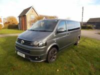 Volkswagen VW TRANSPORTER CAMPERVAN TDI LOW MILEAGE for sale