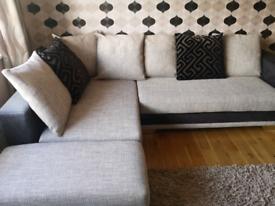 DFS Corner Sofa Suite