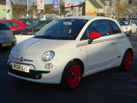2008 Fiat 500 1.2 Sport 3dr