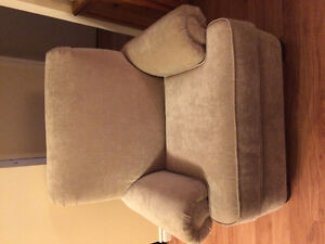 Rolled armchair, excellent condition