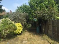 TWO BEDROOM GARDEN FLAT