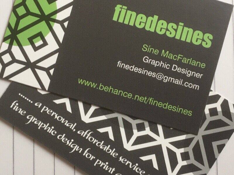 Graphic designer available for freelance work