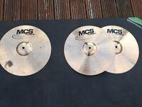 Meinl MCS Cymbals