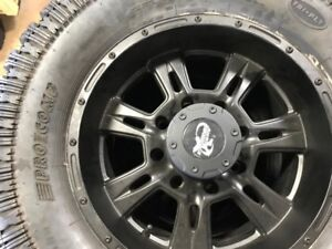"""18"""" Wheels and Tires - Chev/GMC HD"""
