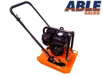 Plate Compactor 6.5HP 100KG 16kN - BRAND NEW - WARRANTY