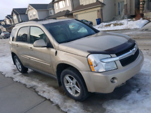 2006 Chevy equinox LT with 146000km