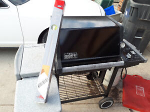 Weber Genesis Silver B BBQ with brand new genuine Weber burners