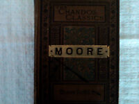 Antique:The Poetical Works of Thomas Moore:The Chandos Classics