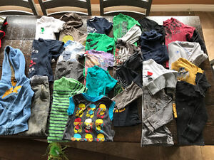 Assorted Boys Clothes (fits size 4)