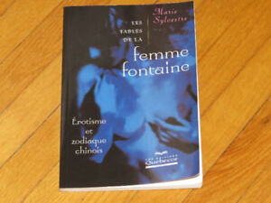 MARIE SYLVESTRE / FABLES DE LA FEMME FONTAINE