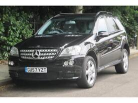 Mercedes-Benz ML320 3.0TD CDI 7 G-Tronic Sport HUGE SPECIFICATION