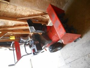 8 hp Noma snowblower for sale