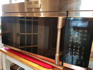 FOR SALE! Electrolux Icon Microwave