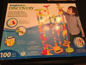 Imaginarium Discovery Deluxe Marble Race