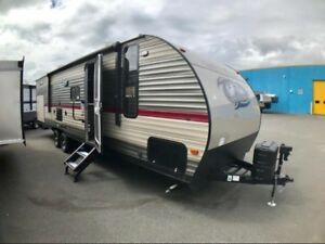 2019 Forest River Grey Wolf 29BH