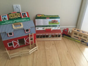 Melissa and Doug farm