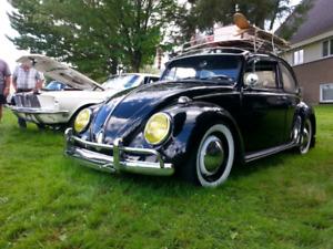 Volks Beetle 1965 Noir