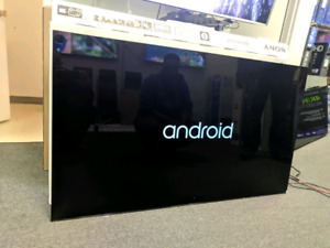 """Sony 65"""" 4K UHD HDR OLED Android Smart TV (XBR65A1E)"""