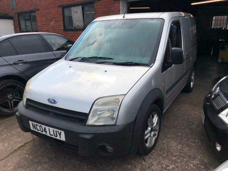 a0ce4d6e5d Ford Transit Connect 1.8TDdi ( 75PS ) Low Roof Van T200 SWB LX ...