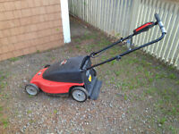 Electric Lawnmower for Sale - Like New