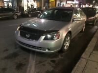2005 Nissan Altima 112 km dont miss out