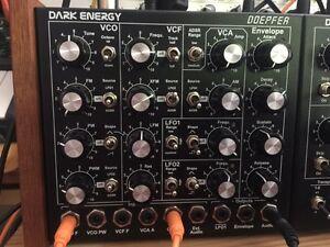 Synths for sale/ trade- doepfer moog