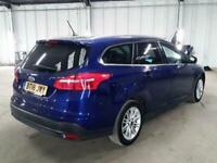 2018 Ford Focus 1.5 TDCi 95 Zetec Edition 5dr ESTATE Diesel Manual