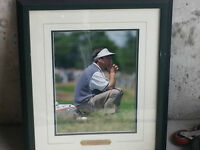 Fred Couples framed Picture
