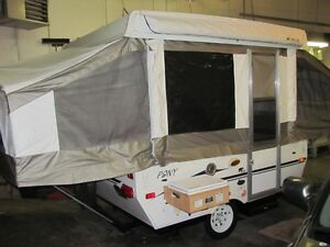 2006 Pony Tent Trailer for sale