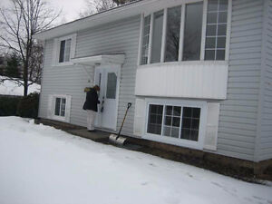 4 bedroom home on a large lot and a quiet street