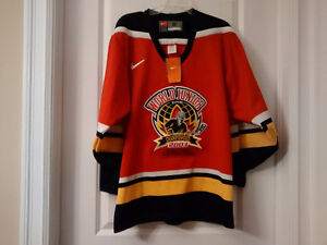 Nike IIHF World Junior Championship 2003 Jersey - Halifax/Sydney