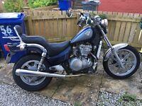 EN55 Kawasaki new mot