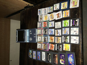 Nintendo 3Ds and DS games for sale including gameboy advanced sp