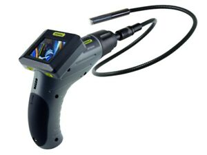 "Video Inspection Camera Borescope Color 2.4 In. Screen ""New"""