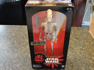 Star Wars 12-inch Battle Droid Figure 1999 New London Ontario image 1