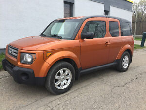 2007 HONDA ELEMENT AUTOMATIQUE 4X4 TRES PROPRE