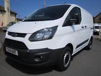 2014 Ford Transit Custom 290 Eco-Tech TDCI Diesel Van * ONLY 22K MILES * 125 ps