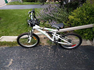 Bike for sale, used once