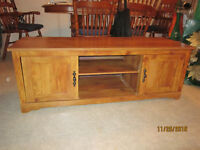 Spacious TV Stand For Sale