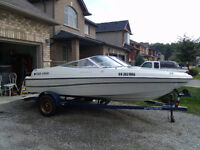 "1998 Four Winns Horizon QX 17"" bowrider"